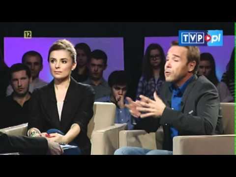 Mlynkova i Nowicki w programie Tomasza Lisa
