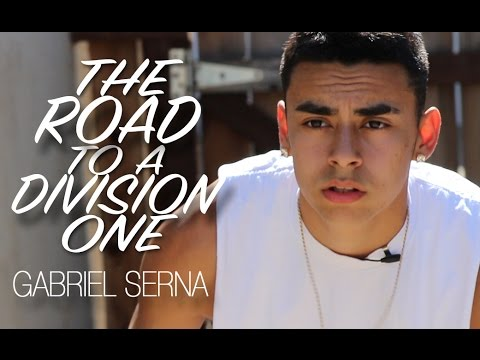 Amazing Basketball Documentary - The Road To A Division One   Gabriel Serna Story