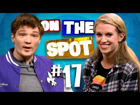 Team Internet vs Team Box - On The Spot #17