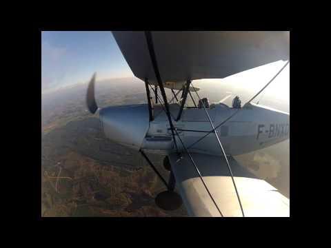 Voltige Stampe Flying West