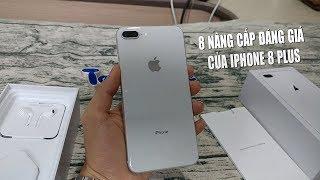 Mở hộp iPhone 8 Plus với 8 điểm nâng cấp đáng giá