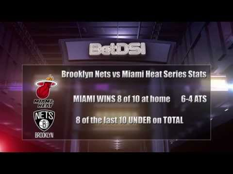 NBA Playoffs Odds: Miami Heat vs Brooklyn Nets Game 5 Predictions