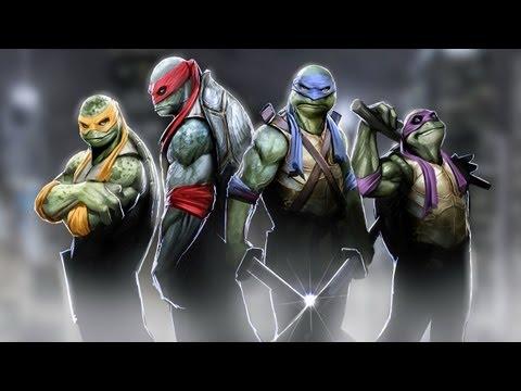 Teenage Mutant Ninja Turtles: Out of the Shadows - Activision ou Konami? Xbox 360 / PS3 gameplay?
