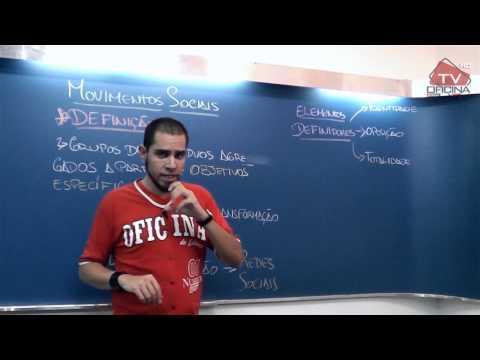 Sociologia - Movimentos Sociais