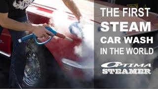 Steam Car Wash Machine Optima Steamer (Steam Pressure