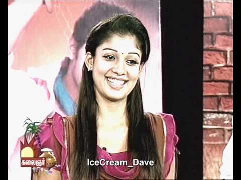 Nayantara. Made Fun Of On A Live TV Program.