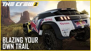 The Crew 2 - Blazing Your Own Trail Játékmenet