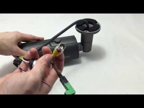 Видеообзор уличной видеокамеры SCO-2080RP