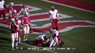 Austin Westlake vs Del Valle 2013 - Full Broadcast