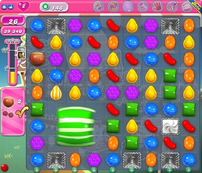How To Beat Candy Crush Saga Level Stars No Boosters Apps