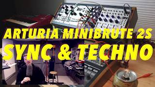 Arturia Minibrute 2s - How good is the SYNC?