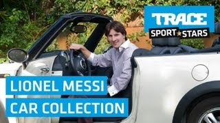 Hao123-Lionel Messi Car Collection