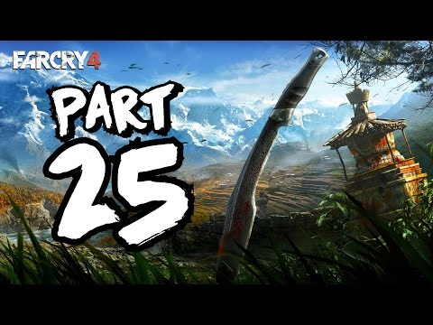 ► Far Cry 4 | #25 | Lovecký guláš! | CZ Lets Play / Gameplay [1080p] [PC]