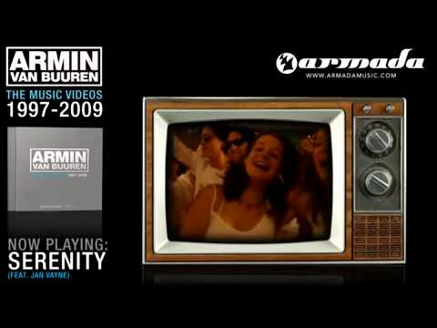 OUT NOW: Armin van Buuren - The Music Videos 1997-2009 (DVD + CD!)