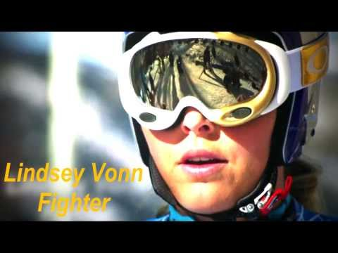 Lindsey Vonn-The Fighter