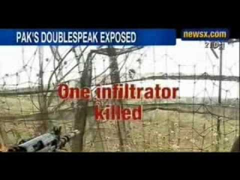 Eight ceasefire violations by Pakistan today in Jammu and Kashmir - NewsX
