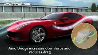 Ferrari F12 Berlinetta Otomobilinin Son Görünen Videosu Çıktı