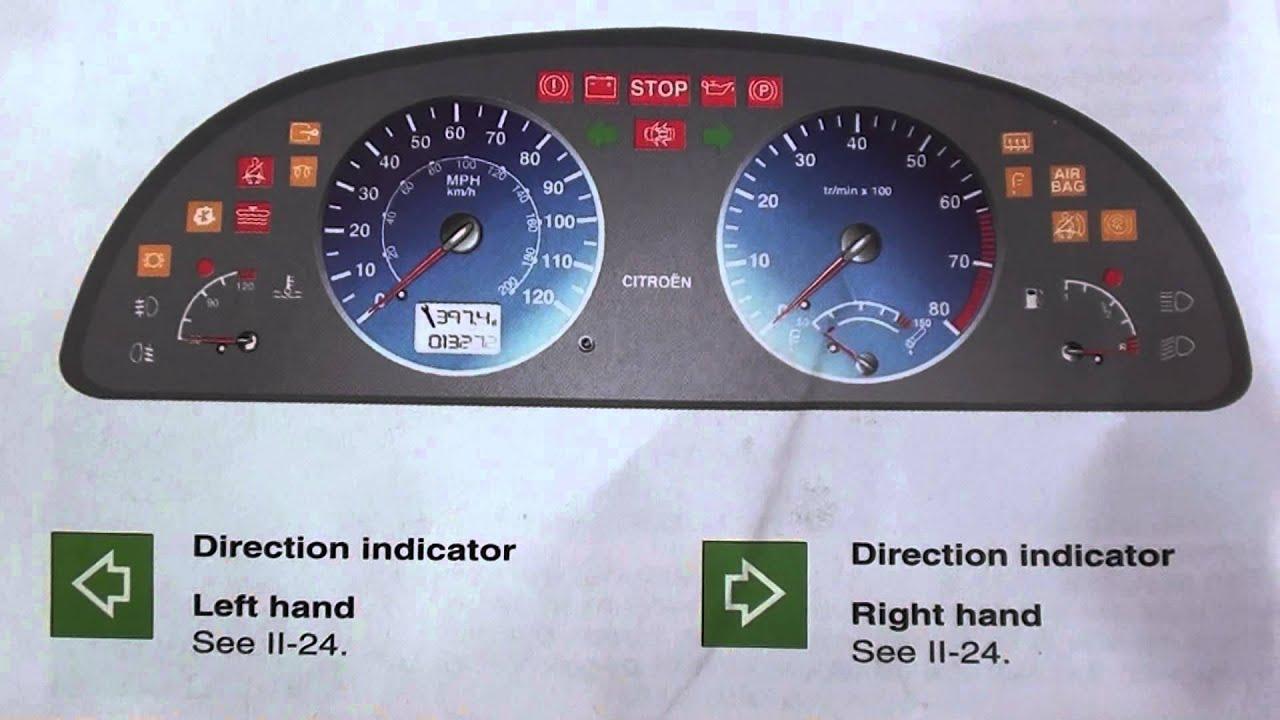 Manual Citroen Xsara 2000