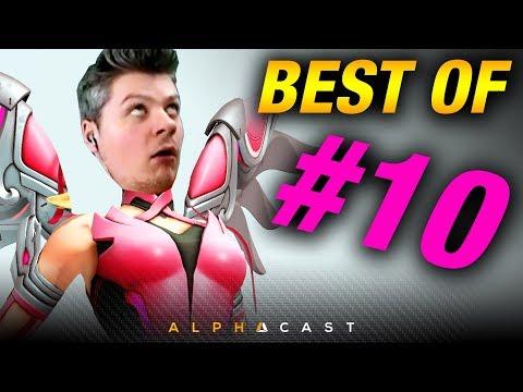 LE JOUR OÙ JE DEVINS MERCY MAIN ► Best of AlphaCast #10
