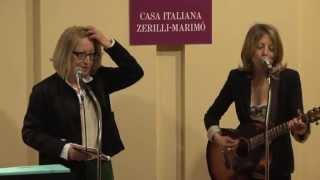 Patrizia Cavalli / Diana Tejera: Al cuore fa bene far le scale view on youtube.com tube online.