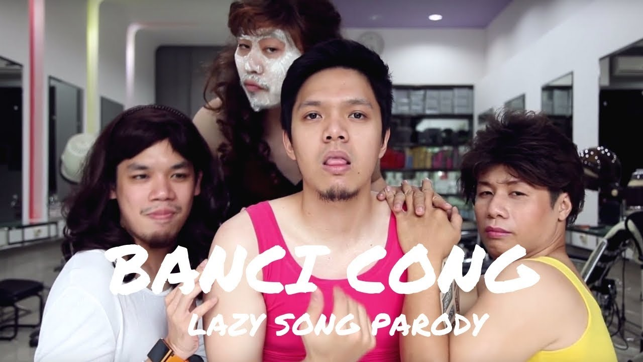 Banci Cong - Lazy Song - Our 1st Parody Video [OFFICIAL] Ini Video dari cameo project judulnya Banci cong ini parody brunomars-the lazy song