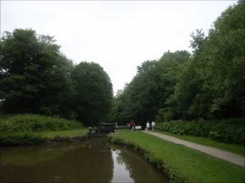 Upper Peak Forest Canal from Macclesfield and Marple through to Ashton under lyne by narrow boat