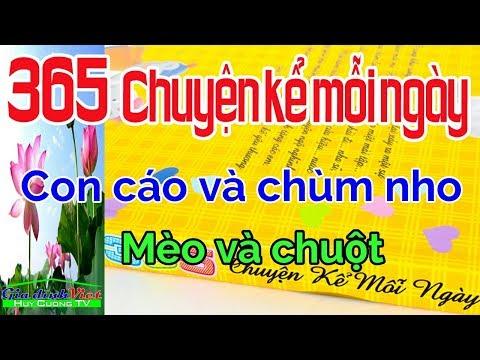 TRUYỆN CỔ TÍCH - CON CÁO và chùm nho - MÈO và CHUỘT | Vietnam Family | Gia đình Việt