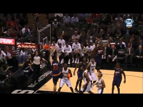 2013-14 Phoenix Suns Early Season Highlights