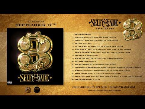 """Self Made 3"" Official Artwork & Tracklist Trailer"