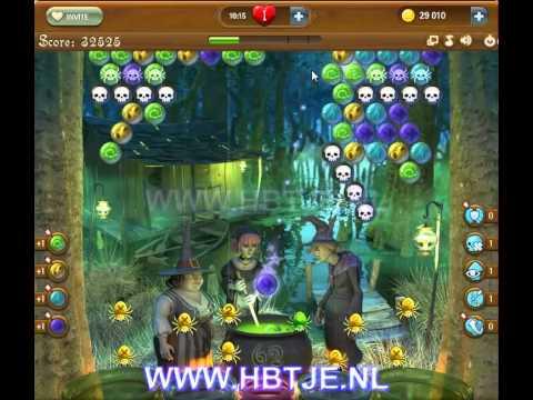 Bubble Witch Saga level 45