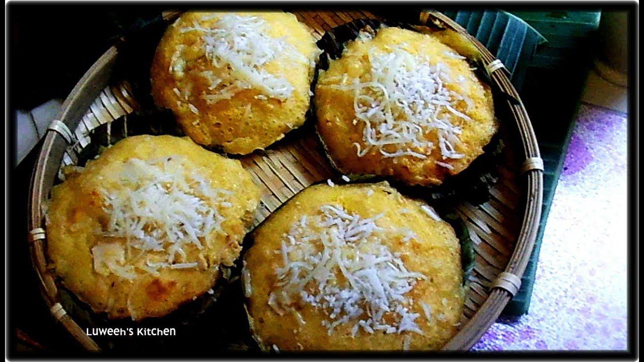 Mini puto bibingka easy cooking youtube