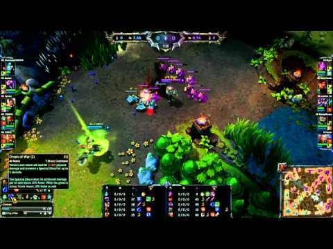 IEM Kiev League of Legends Group Stage - SK Gaming  vs. White Lotus