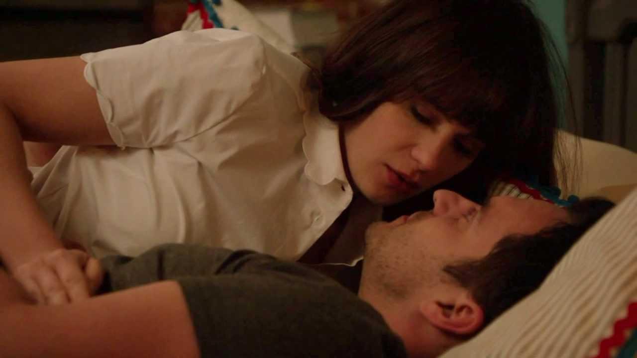 Jess & Nick KISS in SLOW MOTION /New Girl 3x04 / Jem