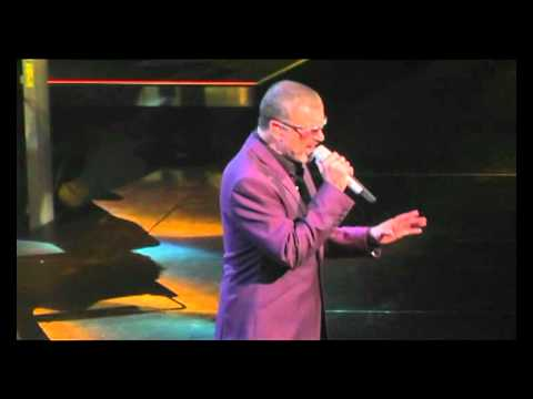 George Michael - SYMPHONICA - FATHER FIGURE (HD) - VIENNA, STADTHALLE, 2012 09.06.