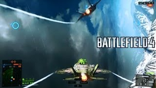 Battlefield 4 Arial Massacre!! - BF4 Destruction - China Rising DLC Air Superiority BF4