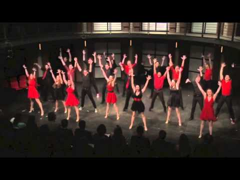 Sparked: CCM Musical Theatre Freshman Showcase 2014