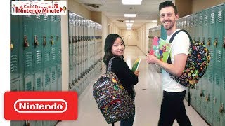 Back to School Giveaway + Embarrassing Stories – Nintendo Minute
