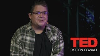 TED Talks: Patton Oswalt