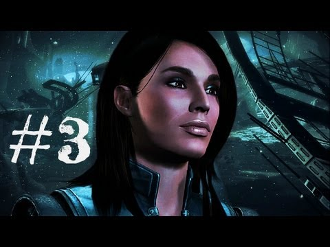 Mass Effect 3 - Walkthrough Part 3 - Liara (ME3 Kinect Gameplay) [PC/Xbox 360/PS3]