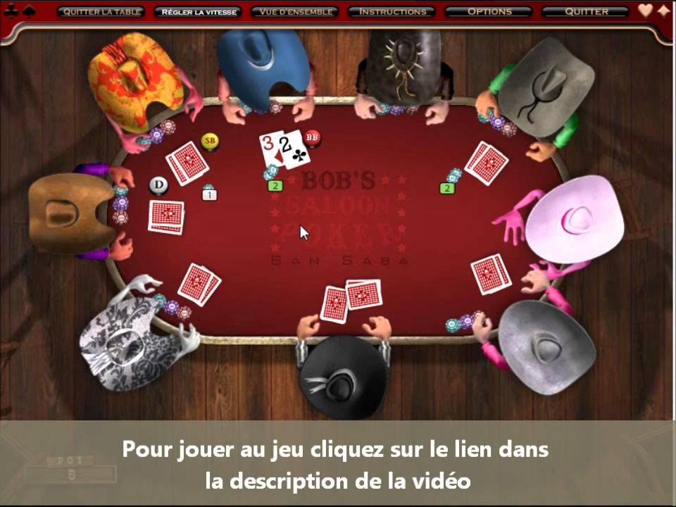 Jeux governor poker 4 gratuit