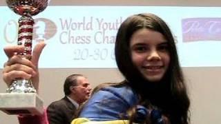 Juara Catur Dunia 12 Tahun dari Kiev