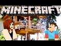 Minecraft - Treehouse Sleepover