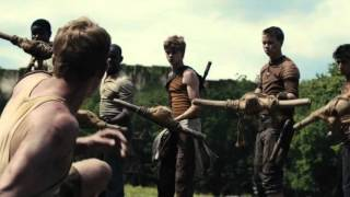 The Maze Runner - Ben is forced to go in the maze