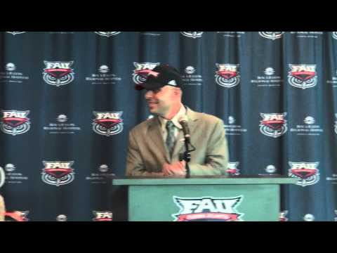 FAU Sports Weekly: Welcome Pelini