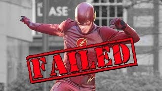 The Flash TV Series Costume