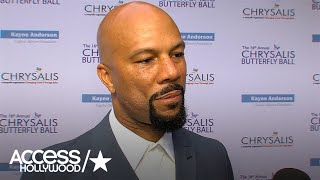 Common Reacts To The Bill Maher Controversy: 'It's Not Acceptable' | Access Hollywood