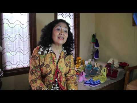 Sepatu Rajut Made in Indonesia - NET5