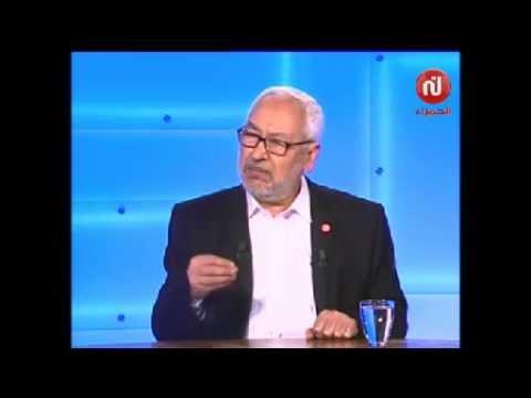 راشد الغنوشي : حركة النهضة تساند حكومة مهدي جمعة مساندة مشروطة