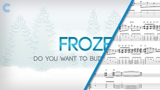 Alto Sax Do You Want To Build A Snowman From Disney