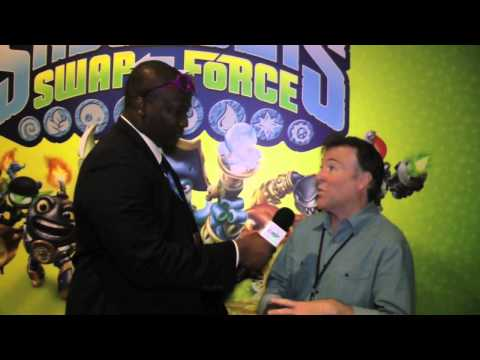 Skylanders Richard Horvitz E3 2013 Interview